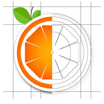 Diseño Identidad - Orange Publicidad